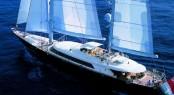 Sailing yacht Perseus