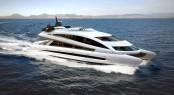 Porsche Design RFF135 Luxury Superyacht