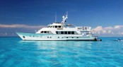 Charter yacht Silent World II