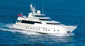 Motor yacht Spirit of Sovereign