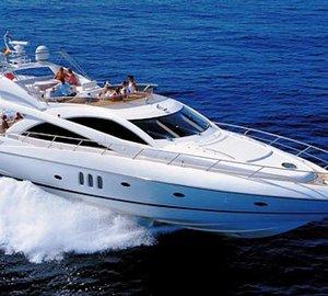 Sunseeker 66 Yacht KOKO Confirmed Monaco Grand Prix Berth