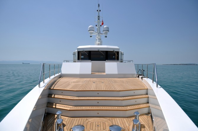 2010  Riza Tansu Superyacht Ceylan