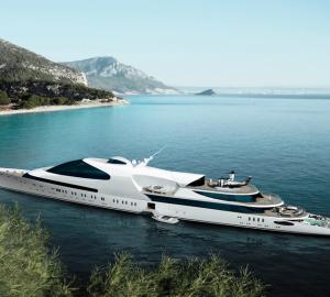 SWIFT141 Superyacht - Abu Dhabi MAR's Frigate Transformation