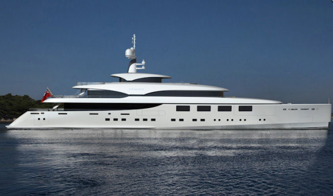 BENETTI YACHTS already LAUNCHED IN 2010
