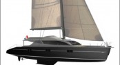 Blue Coast 95 Catamaran from H2X Shipyard