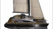 Blue Coast 95' Catamaran due to be launched this summer