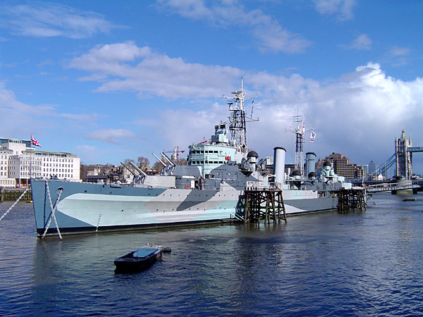 Museums | HMS Belfast London