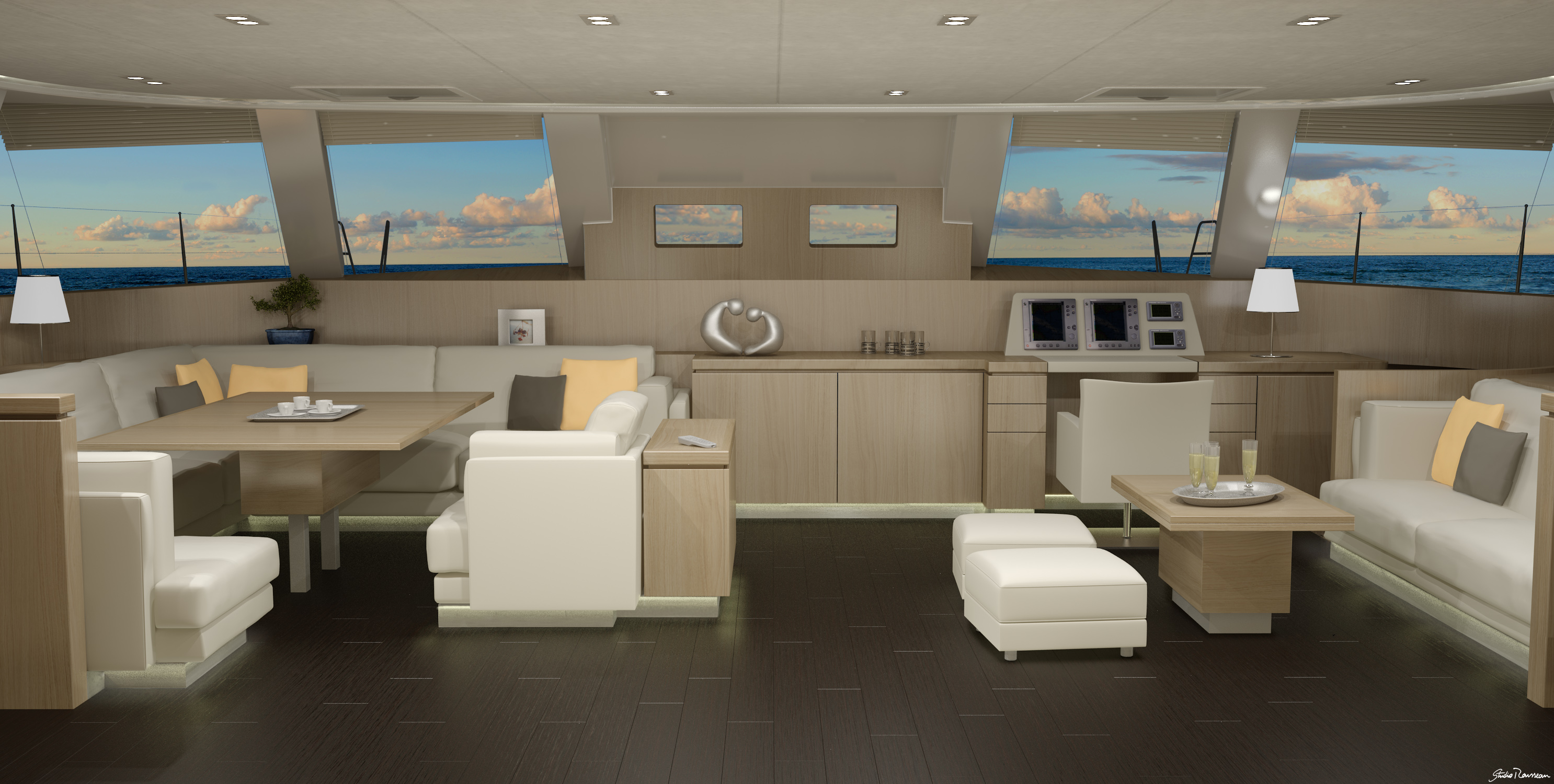 Boat Design Network - World Interior Design Network
