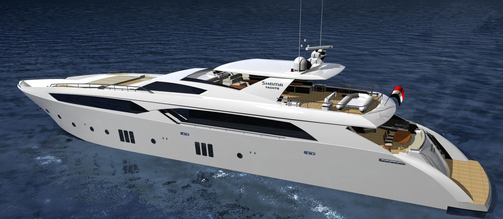 Shama Yachts — Yacht Charter & Superyacht News