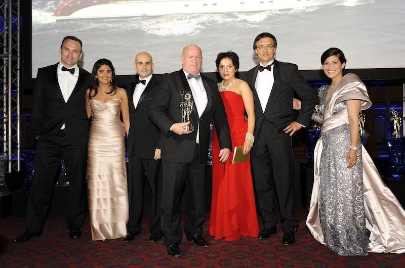 Superyacht Awards 2010 - Heesen Yachts