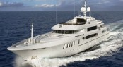 Superyacht Bacarella - Underway