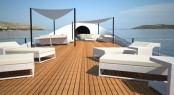 The U-010 Underwater Luxury Yacht Design Concept Deck 2