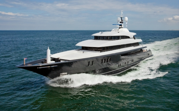 Yacht ICON 62 launched and delivered in 2009