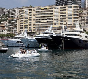 The Rendezvous Awards Superyacht Ingot & Petra and Bids Farewell to Monaco for 2010