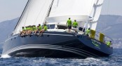 Sailing yacht Scorpione dei Mari Wins Crusing division of the Superyacht Cup Palma 2010