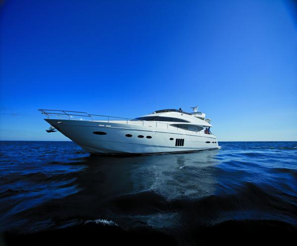 This image is featured as part of the article Princess Yachts' V-Class ...