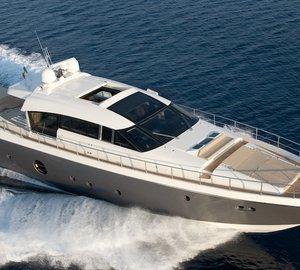 Motor Yacht Aicon 82 Open