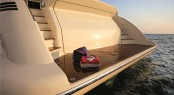 Azimut 103 S Bathing Platform