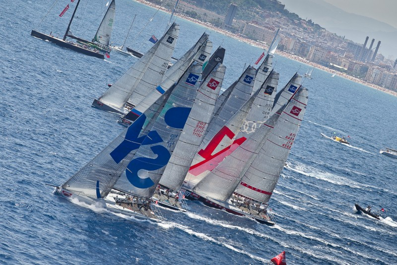 Artemis and madrid caser seguros win at the camper regatta - Caser seguros madrid ...