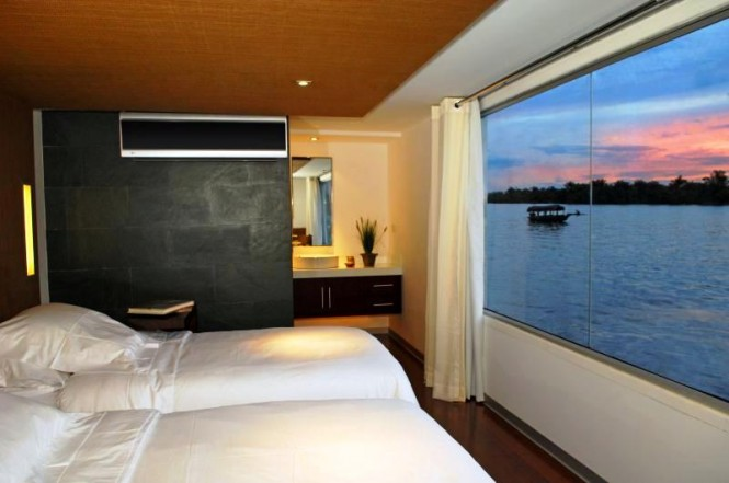 Motor yacht AQUA -  Cabin