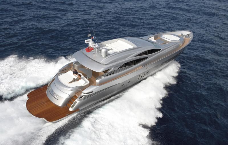 Pershing 90 Motor Yacht
