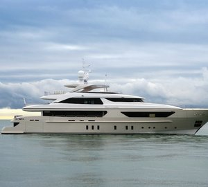 Sanlorenzo Yacht Lammouche - Image courtesy of Sanlorenzo