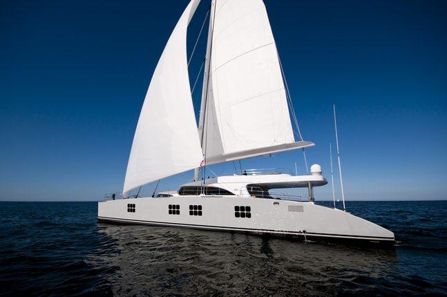 Sunreef Yacht Ipharra