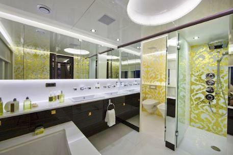 Superyacht Mystic - Schnaase Interior Design — Luxury Yacht