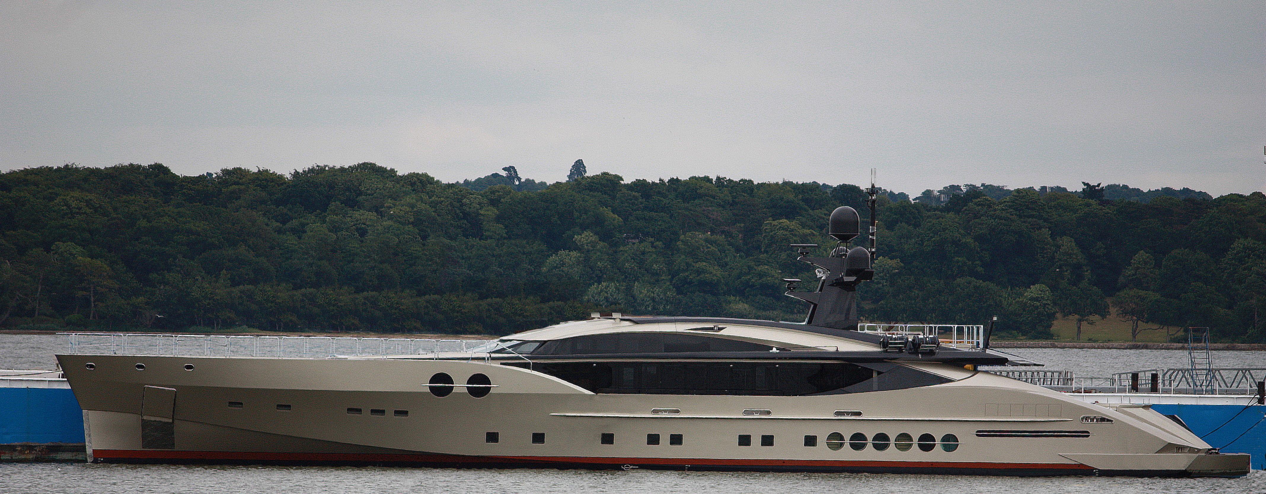 Palmer Johnson Launches Motor Yacht PJ-501 — Yacht Charter