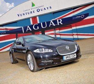 Jaguar announces partnership with TEAMORIGIN for America's Cup.