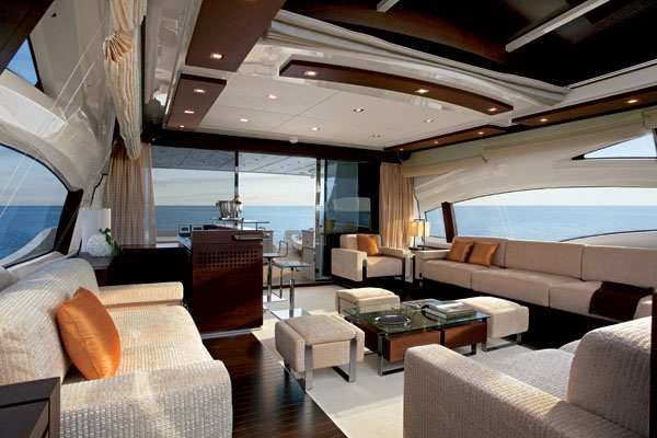 This image is featured as part of the article The Azimut Yachts 103' SL (31 ...