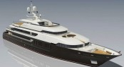 Viareggio Super Yacht (VSY) 62-meter Hull number VSY003 in build.