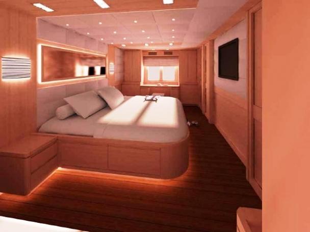 Vicem Yachts 78 Cruiser Master Cabin