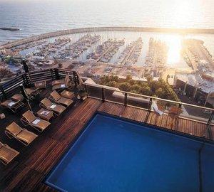 SF Marina breakwater and docks revitalize Israel's Marina Tel Aviv