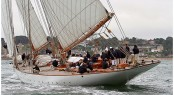 Yacht ELEANORA in the Westward Cup 2010 photo by Chris Boynton