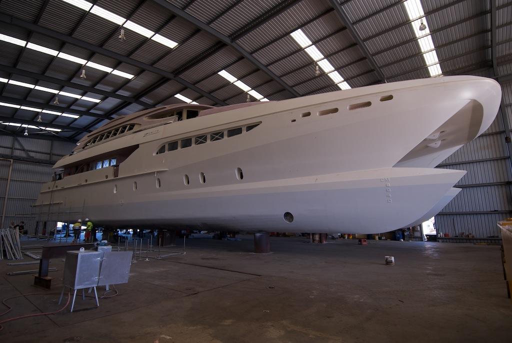 Incat Crowther 38 Catamaran