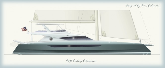 Benadi: 14 foot catamaran plans