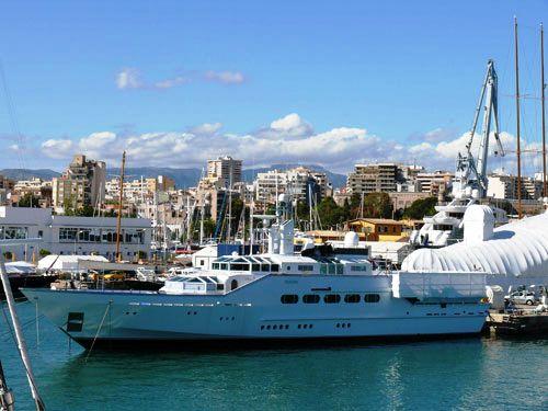 Motor yacht Paraiso - Photo Credit Astilleros de Mallorca