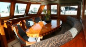 Motor yacht Sea Breeze - Dining