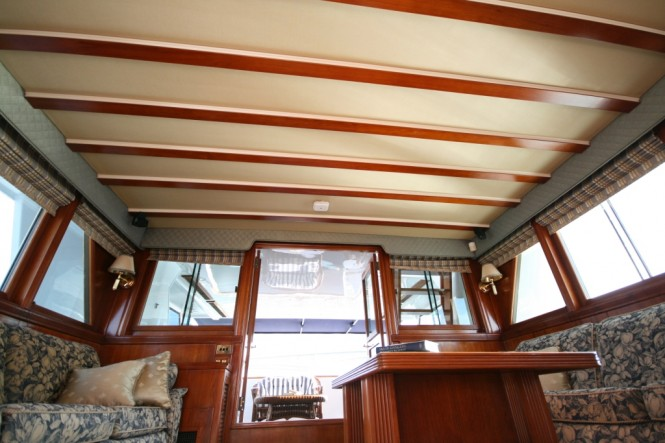 Motor yacht Sea Breeze - Interior