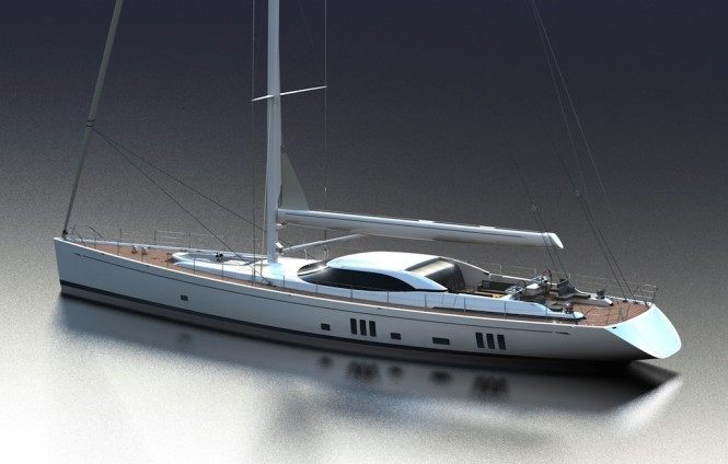 Oyster 125 Sailing Yacht - Image courtesy of Oyster Marine