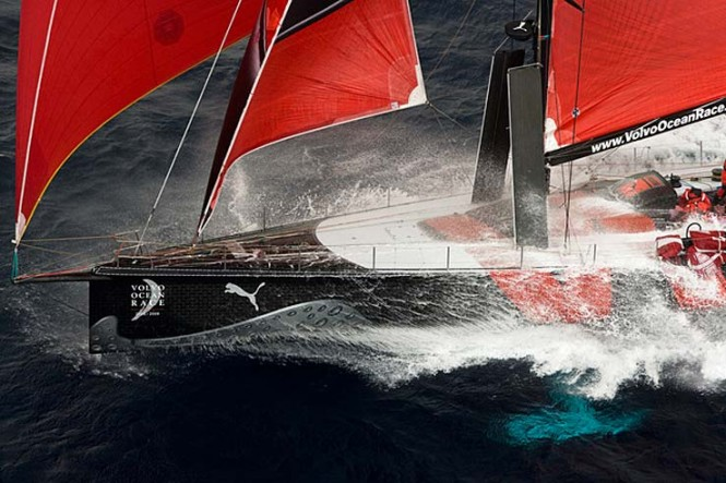 puma 42 sailing