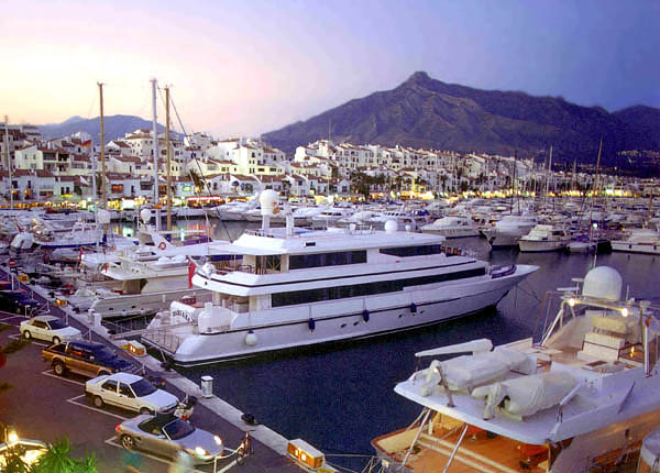 Where Puerto Banus Puerto Banus