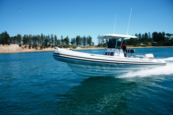 Strata 750 - Bigger models in the Strata range like the 750 are increasing in popularity.