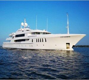 Super Yacht Bacarella from Trinity Yachts