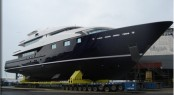 Superyacht Cloud 9 at the ACA Marine