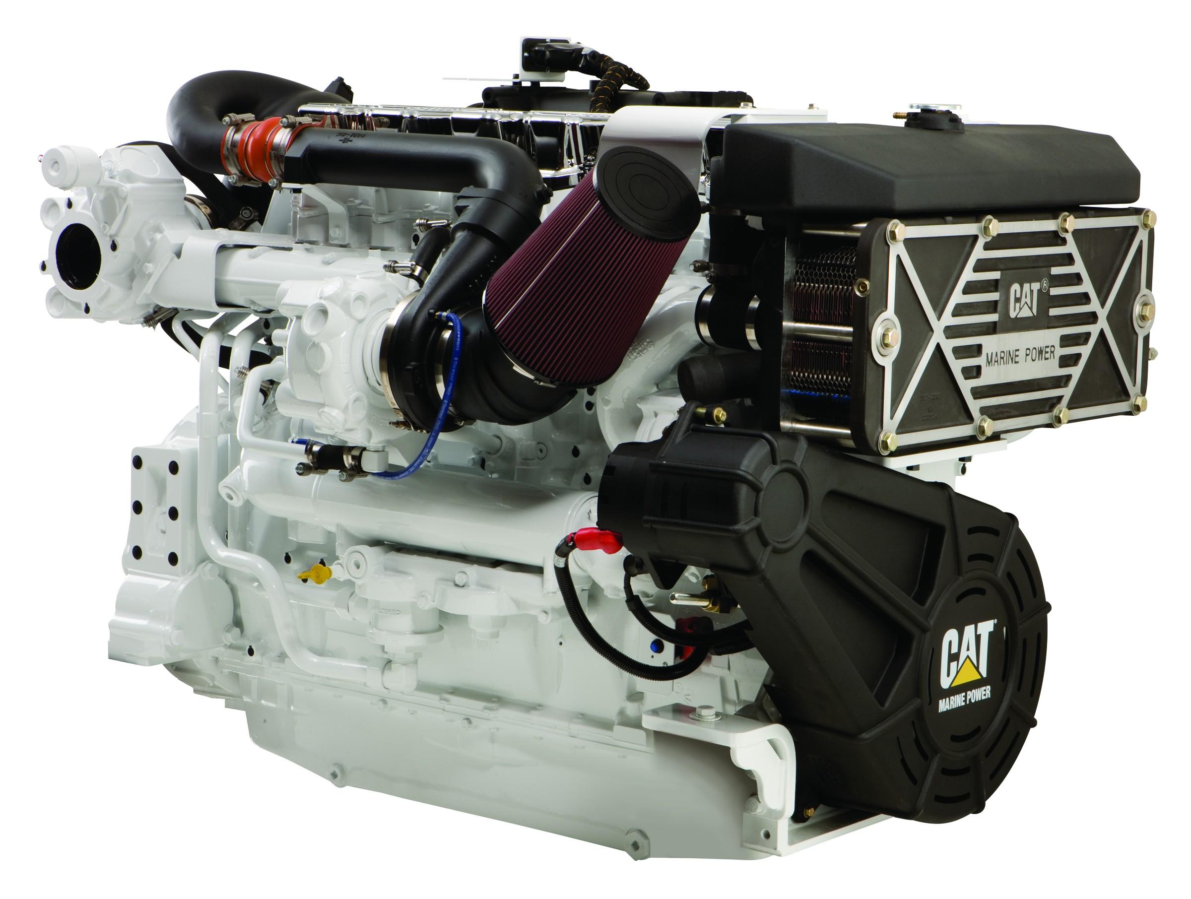 Caterpillar Marine Engines C18 For Sale Old Marine Engines