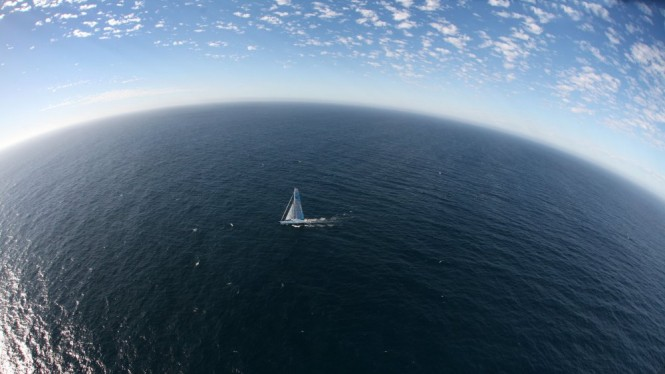 Latest satellite technology on board of the VELUX 5 OCEANS race yachtsWhat Are The 5 Oceans