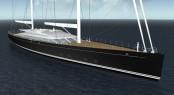 Yacht Vertigo - Profile Rendering