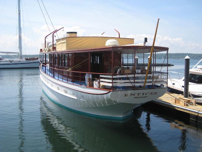 Trumpy yachts — Luxury Yacht Charter & Superyacht News